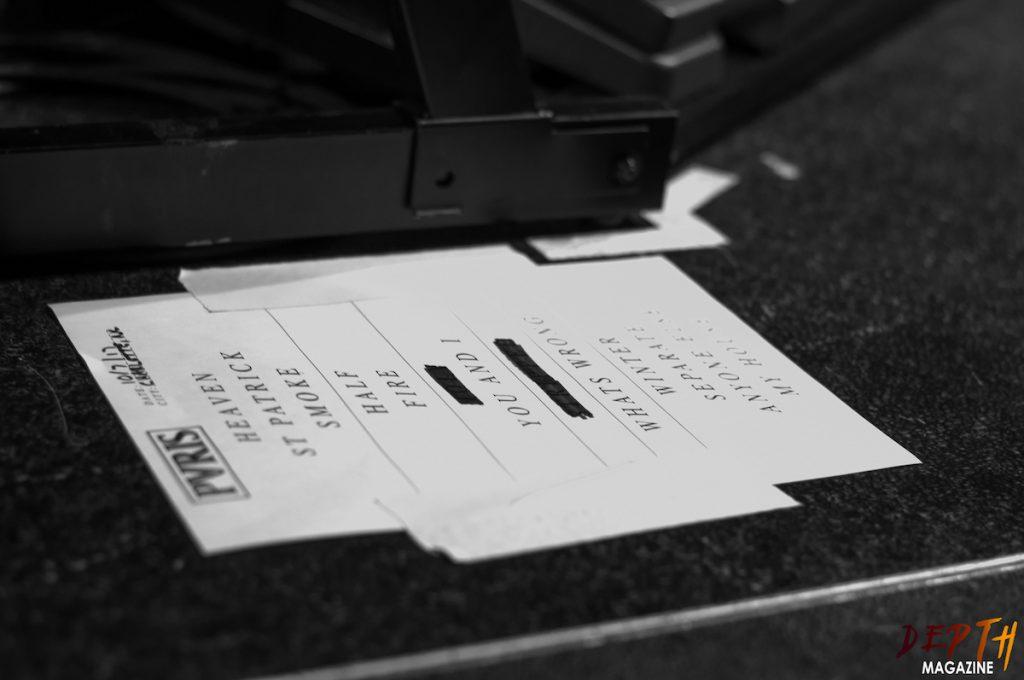 PVRIS Live @ The Fillmore, Charlotte NC - Depth Magazine