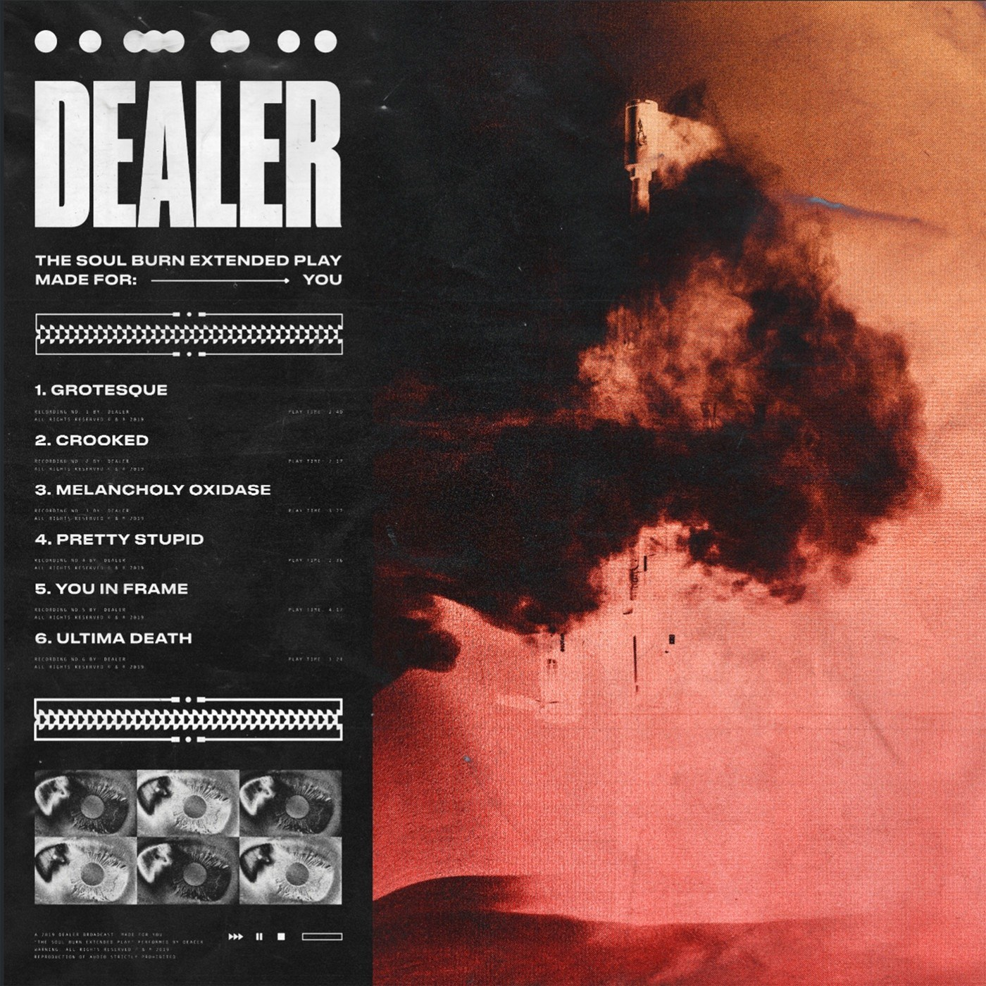 Dealer Soul Burn artwork