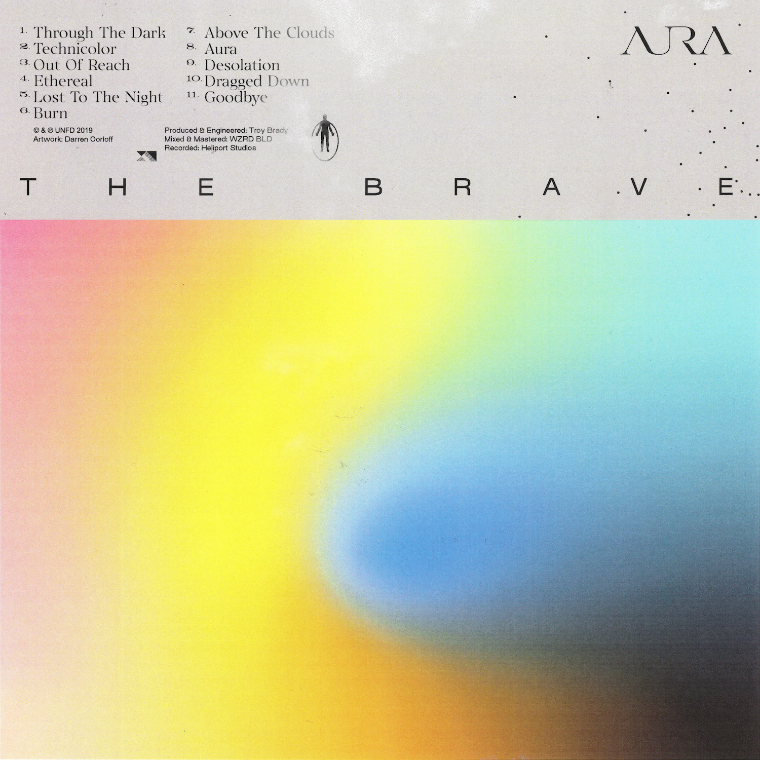 The Brave Aura artwork