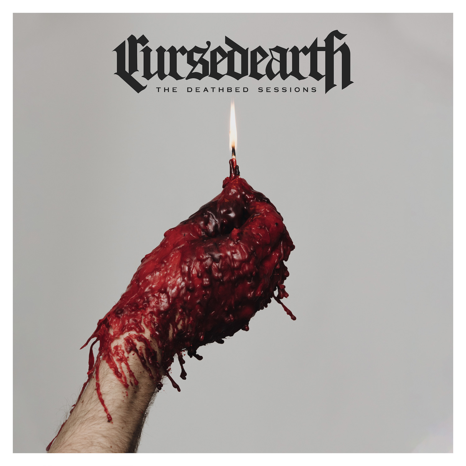 Cursed Earth The Deathbed Sessions artwork