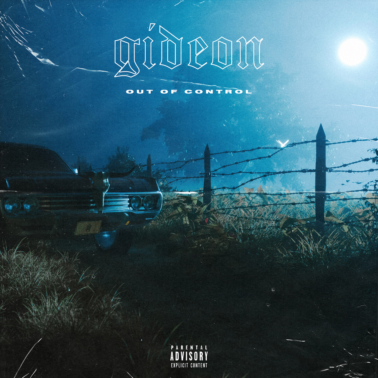 Gideon Out Of Control artwork