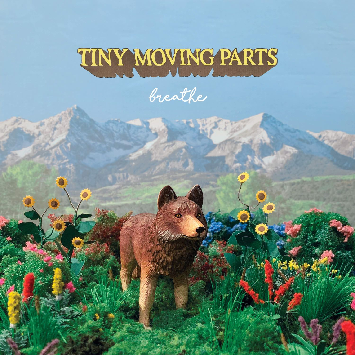 Tiny Moving Parts breathe artwork