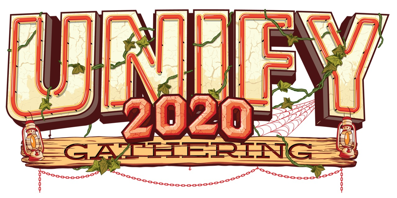 Unify Gathering 2020 logo Depth