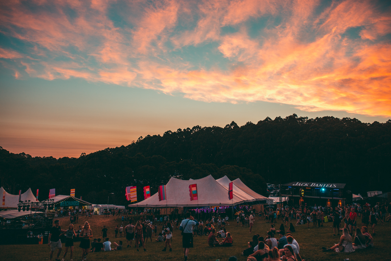Falls Festival Lorne