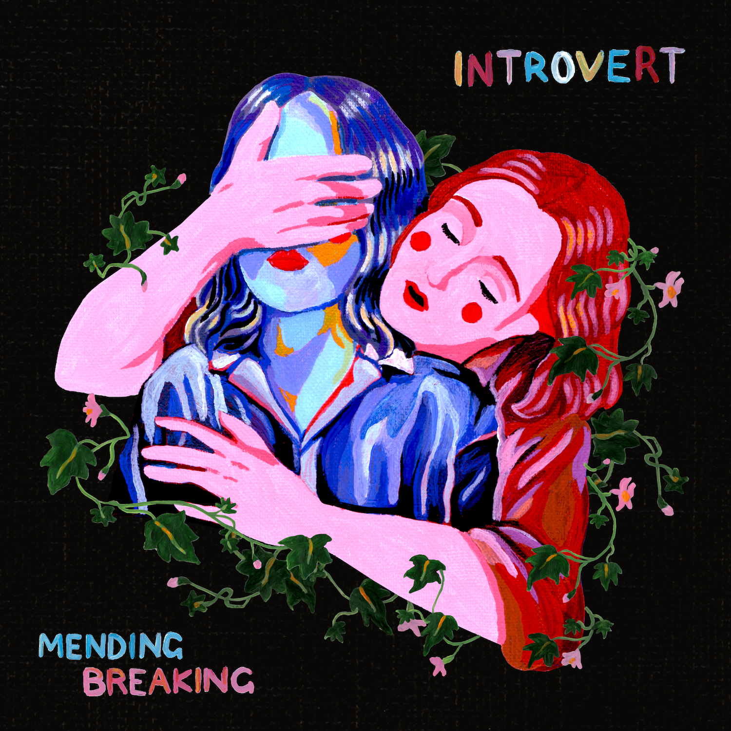 Introvert Mending Breaking artwork