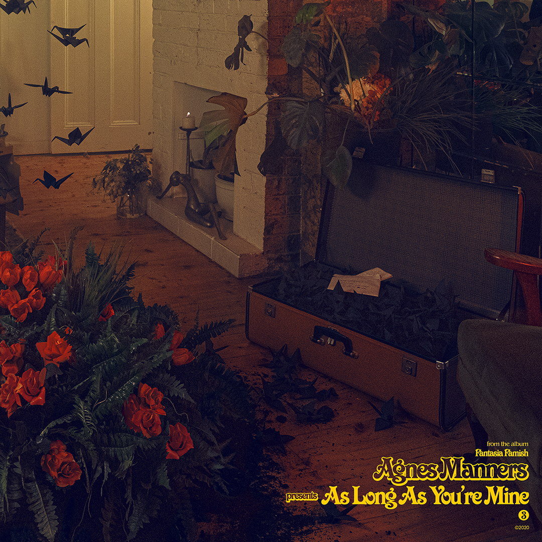 Agnes Manners - As Long As You're Mine artwork