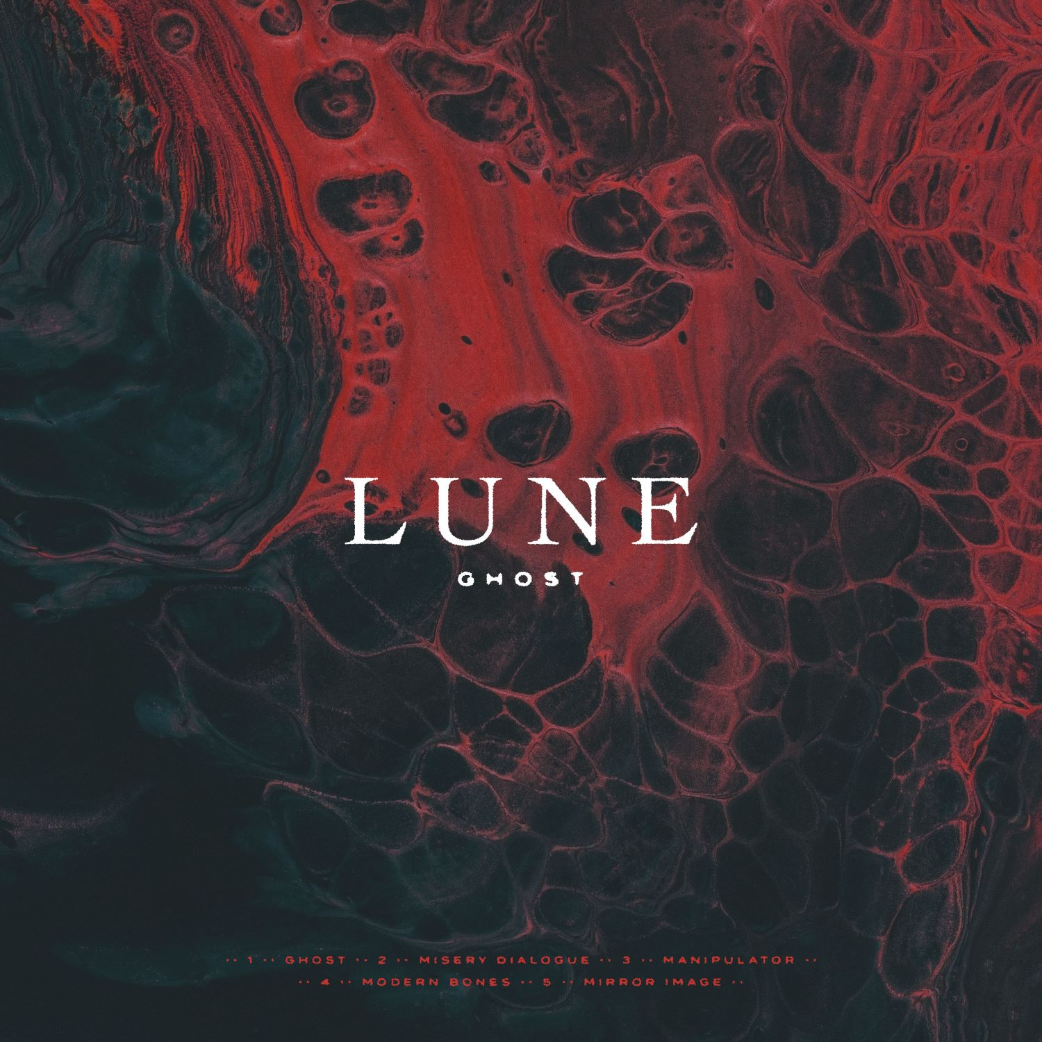 LUNE Ghost cover