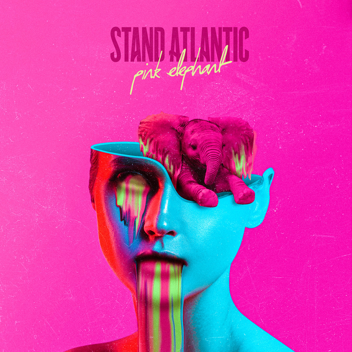 Stand Atlantic Pink Elephant