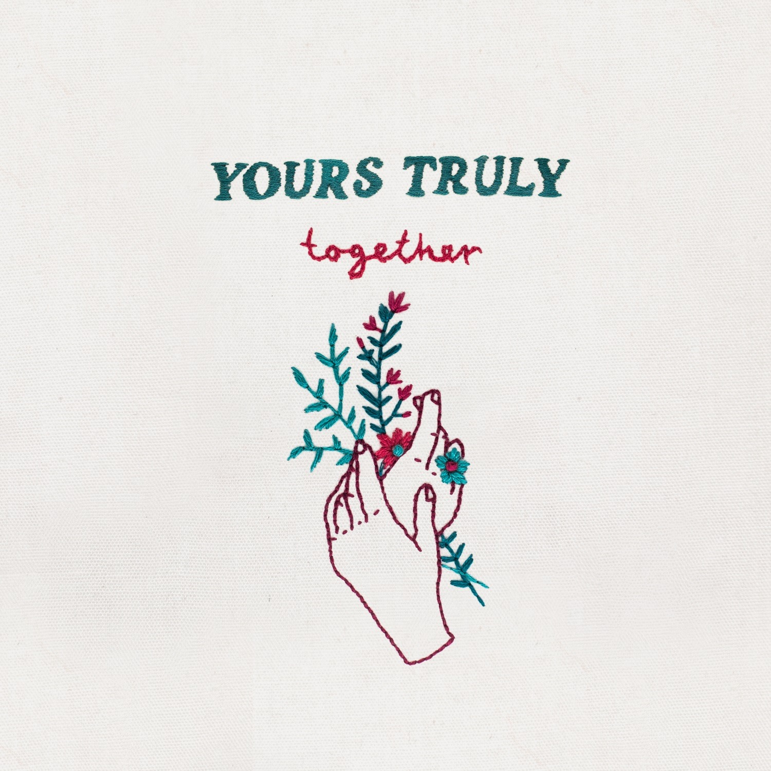 Yours Truly Together artwork