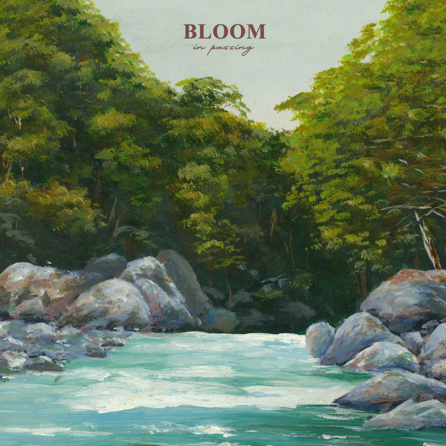 Bloom In Passing artwork
